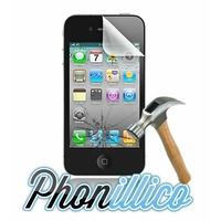 Film Protection Verre Trempe pour Apple iPhone 4 / 4S