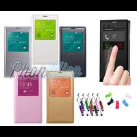 Coque Flip Cover S-View pour Samsung Galaxy A3