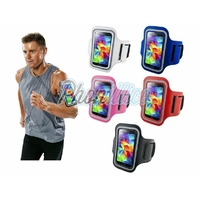Etui Housse Coque Brassard de Sport Running pour Samsung Galaxy Alpha
