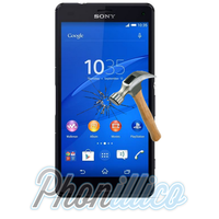 Film Protection Verre Trempe pour Sony Xperia Z3 Compact