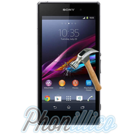 Film Protection Verre Trempe pour Sony Xperia Z1