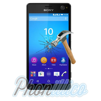 Film Protection Verre Trempe pour Sony Xperia C4