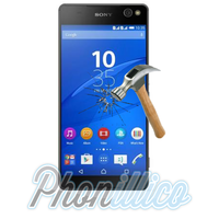 Film Protection Verre Trempe pour Sony Xperia C5 ULTRA