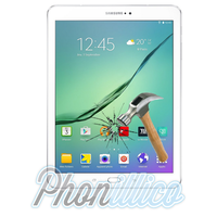 Film Protection Verre Trempe pour Samsung Galaxy Tab S2 9.7