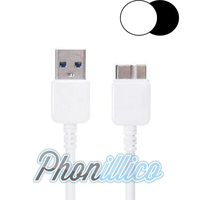 Cable USB Chargeur pour Samsung Galaxy Note 3