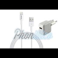 Chargeur Secteur + Cable USB pour Apple iPad Mini 4
