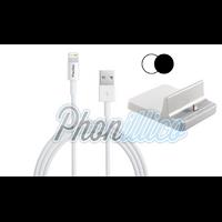 Dock Secteur + Cable USB pour Apple iPad Mini 1 / 2 / 3