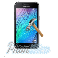 Film Protection Verre Trempe pour Samsung Galaxy J1