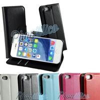 Coque Housse Etui Portefeuille pour Apple iPhone SE