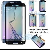 Film Protection Verre Trempe 100% Incurve Integrale pour Samsung Galaxy S7 Edge