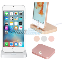 *NEW* Dock de Rechargement Lightning Station d'Accueil + Cable USB pour iPhone 5 / 5S