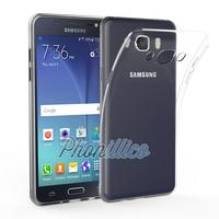 Coque Housse Etui Ultra Slim TPU Transparent pour Samsung Galaxy J5 2016