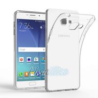 Coque Housse Etui Ultra Slim TPU Transparent pour Samsung Galaxy A5 2016