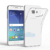 Coque Housse Etui Ultra Slim TPU Transparent pour Samsung Galaxy A3 2016