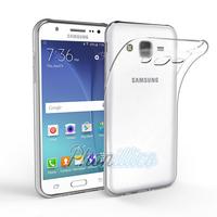 Coque Housse Etui Ultra Slim TPU Transparent pour Samsung Galaxy J5