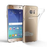Coque Housse Etui Ultra Slim TPU Transparent pour Samsung Galaxy S7