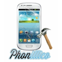 Film Protection Verre Trempe pour Samsung Galaxy S3 Mini