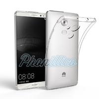 Coque Housse Etui Ultra Slim TPU Transparent pour Huawei Mate 8