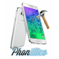 Film Protection Verre Trempe pour Samsung Galaxy Alpha