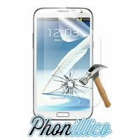 Film Protection Verre Trempe pour Samsung Galaxy Note 2