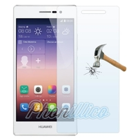 Film Protection Verre Trempe pour Huawei P7