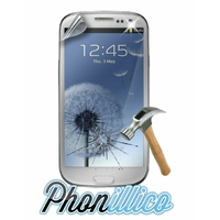Film Protection Verre Trempe pour Samsung Galaxy S3