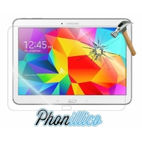 Film Protection Verre Trempe pour Samsung Galaxy Tab 4 10.1