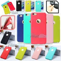 Coque Housse Etui Ultra Slim TPU Color pour Apple iPhone 6 Plus / 6S Plus
