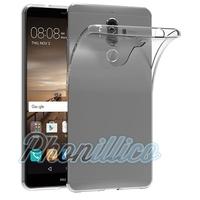 Coque Housse Etui Ultra Slim TPU Transparent pour Huawei Mate 9