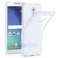 Coque Housse Etui Ultra Slim TPU Transparent pour Samsung Galaxy Note 3