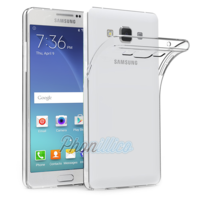 Coque Housse Etui Ultra Slim TPU Transparent pour Samsung Galaxy Grand Prime