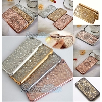 Coque Housse Etui TPU Diamant pour Apple iPhone 5 / 5S