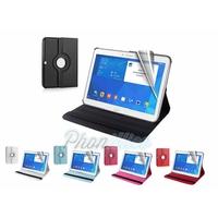 Coque Housse Etui Rotative 360 pour Samsung Galaxy Tab 4 10.1