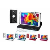 Coque Housse Etui Rotative 360 pour Samsung Galaxy Tab 4 8.0
