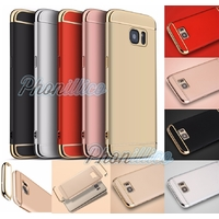 Coque Housse Etui Armor Shockproof Luxury pour Samsung Galaxy S7 Edge