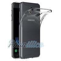 Coque Housse Etui Ultra Slim TPU Transparent pour Samsung Galaxy J5 2017