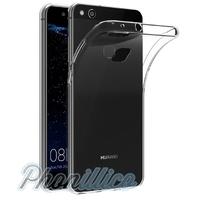 Coque Housse Etui Ultra Slim TPU Transparent pour Huawei P10 LITE