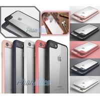 Coque Housse Etui TPU Bumper Mat pour Apple iPhone 8 Plus