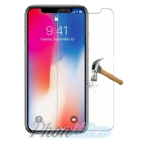 Film Protection Verre Trempe pour Apple iPhone X