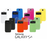 Coque Flip Cover S-View pour Samsung Galaxy S4