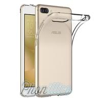 Coque Housse Etui Ultra Slim TPU Transparent pour Asus Zenfone 4 MAX ZC520KL