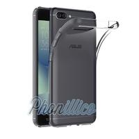 Coque Housse Etui Ultra Slim TPU Transparent pour Asus Zenfone 4 MAX PLUS / PRO ZC554KL