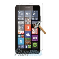 Film Protection Verre Trempe pour Nokia Lumia 640