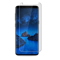 Film Protection Verre Trempe 100% Incurve Integral pour Samsung Galaxy S9