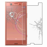 Film Protection Verre Trempe pour Sony Xperia XZ1 Compact