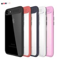 Coque Housse Etui TPU Bumper Mat pour Apple iPhone 6 / 6S