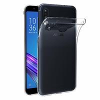 Coque Housse Etui Ultra Slim TPU Transparent pour Asus Zenfone MAX M1 ZB555KL