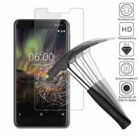 Film Protection Verre Trempe pour Nokia 6.1 / Nokia 6 2018