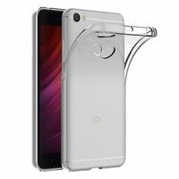 Coque Housse Etui Ultra Slim TPU Transparent pour Xiaomi REDMI NOTE 5A