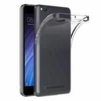 Coque Housse Etui Ultra Slim TPU Transparent pour Xiaomi REDMI 4A
